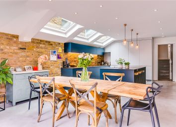 5 bed terraced house for sale in Davisville Road, London W12