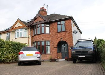 Thumbnail 3 bed semi-detached house for sale in Ansley Common, Nuneaton, Warwickshire