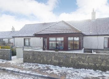 Thumbnail 2 bed semi-detached bungalow for sale in Threipland Place, Spittal