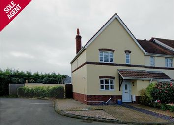 Thumbnail 3 bedroom semi-detached house to rent in 42 Clos Raymond Leterrier, Pont Vaillant, Vale