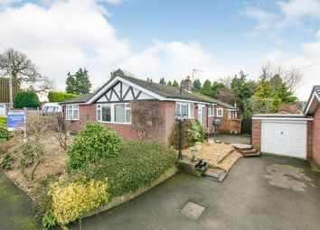 Thumbnail 4 bed bungalow for sale in Beechwood Close, Mold, Flintshire
