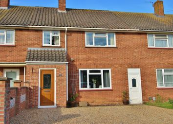 Thumbnail 3 bedroom terraced house for sale in Lowry Cole Road, Sprowston, Norwich