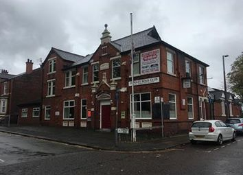 Thumbnail Commercial property for sale in Former Longley Road Club, 17 Longley Road, Walkden, Manchester, Greater Manchester