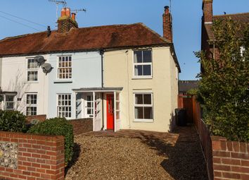 Thumbnail 2 bed end terrace house for sale in Oving Road, Chichester