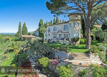 Thumbnail 7 bed villa for sale in Mougins, French Riviera, France