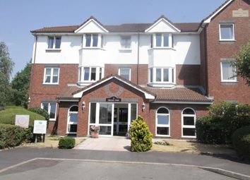 Thumbnail 1 bed flat for sale in Acorn Close, Manchester