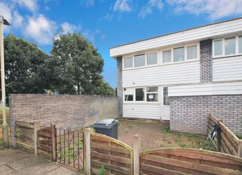 Thumbnail 3 bed end terrace house to rent in Ferraro Close, Heston