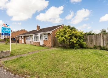 Thumbnail 2 bed semi-detached bungalow for sale in Caroline Close, Seasalter, Whitstable