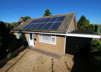 Thumbnail 2 bed detached bungalow for sale in Bowgate, Gosberton, Spalding