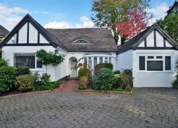 Thumbnail 4 bed detached bungalow for sale in Oaken Lane, Claygate, Esher