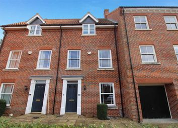 Thumbnail 4 bed town house for sale in The Albany, Ipswich