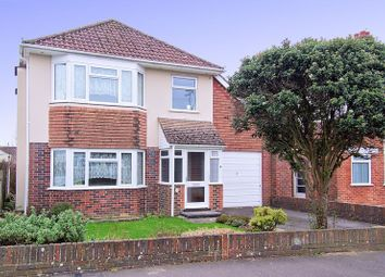 Thumbnail 3 bed detached house for sale in Cedar Drive, Chichester