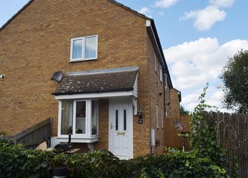 Thumbnail 1 bedroom terraced house for sale in Eaglesthorpe, Peterborough