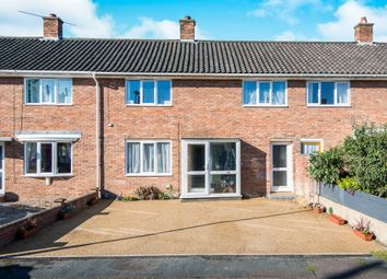 Thumbnail 3 bedroom terraced house for sale in Barclay Green, Norwich