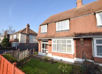 Thumbnail 3 bed semi-detached house for sale in Charles Road West, St. Leonards-On-Sea