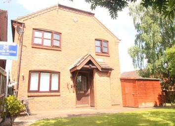 Thumbnail 1 bed flat for sale in Pellfield Court, Weston, Stafford