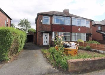 Thumbnail 3 bedroom semi-detached house for sale in Dorwood Avenue, Blackley, Manchester