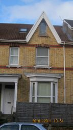 Thumbnail 5 bedroom shared accommodation to rent in King Edwards Road, Swansea