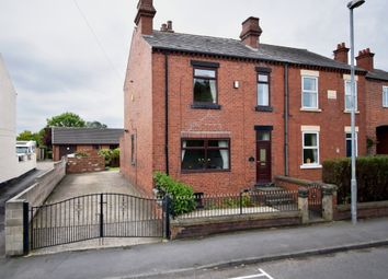 Thumbnail 3 bed end terrace house for sale in Canal Lane, Lofthouse, Wakefield