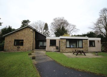 Thumbnail 5 bed detached bungalow for sale in Bury Road, Bamford, Rochdale