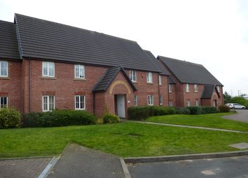 Thumbnail 2 bed flat for sale in Silverdale Drive, Chase Terrace, Burntwood