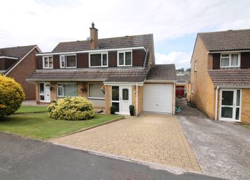 Thumbnail 3 bed semi-detached house for sale in Blackstone Close, Elburton, Plymstock