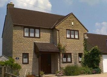 Thumbnail 4 bed property to rent in The Street, Yatton Keynell, Chippenham