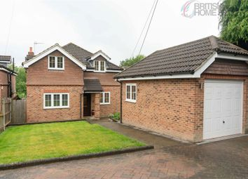 Thumbnail 4 bed detached house for sale in Sutherland Avenue, Biggin Hill, Westerham, Kent