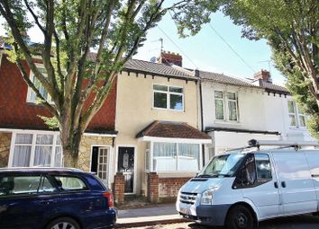 Thumbnail 3 bedroom terraced house for sale in Frensham Road, Southsea