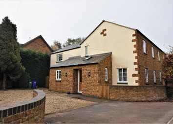 Thumbnail 4 bed detached house for sale in Thorpe Road, Middleton Cheney