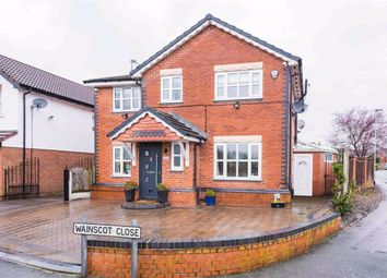 Thumbnail 5 bed detached house for sale in Wainscot Close, Tyldesley, Manchester