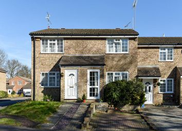 Thumbnail 2 bedroom end terrace house for sale in Severn Close, Sandhurst
