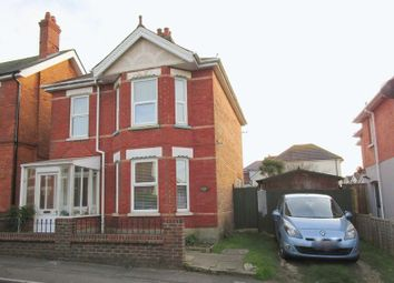 Thumbnail 3 bed detached house for sale in Markham Road, Winton, Bournemouth