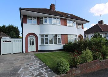 Thumbnail 3 bed semi-detached house for sale in North Drive, Orpington, Kent