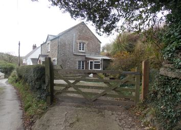 Thumbnail 1 bed cottage to rent in St. Ewe, St. Austell, Cornwall