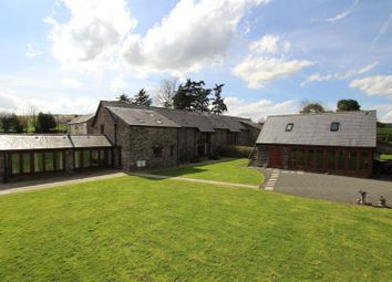 Thumbnail 5 bed barn conversion for sale in Pytingwyn Farm, Garthbrengy, Brecon