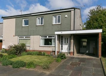 Thumbnail 3 bed semi-detached house for sale in 70 North Gyle Loan, Corstorphine, Edinburgh