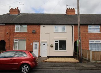 Thumbnail 3 bed terraced house for sale in Oakfield Road, Stapleford, Nottingham