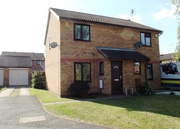 Thumbnail 2 bedroom semi-detached house to rent in Belfry Close, Kirkby-In-Ashfield, Nottingham