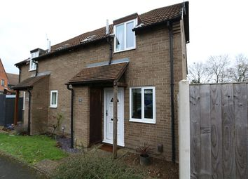 Thumbnail 1 bed terraced house for sale in Cannock Way, Lower Earley, Reading, Berkshire