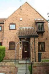 Thumbnail 1 bed semi-detached house to rent in Summerfield Drive, Brotherton, Knottingley