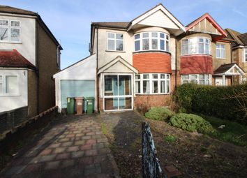 Thumbnail 3 bed semi-detached house for sale in Churchill Road, Cheam