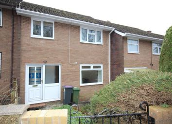 Thumbnail 3 bed terraced house to rent in Coed Garw, Croesyceiliog, Cwmbran