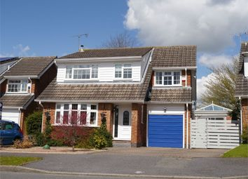 Thumbnail 6 bed detached house for sale in Shelley Drive, Lutterworth