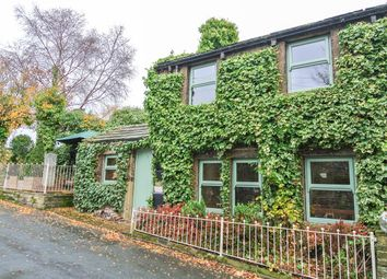 Thumbnail 2 bedroom cottage for sale in Dobb Top Road, Holmbridge, Holmfirth