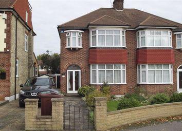 Thumbnail 3 bed semi-detached house for sale in Balliol Avenue, London