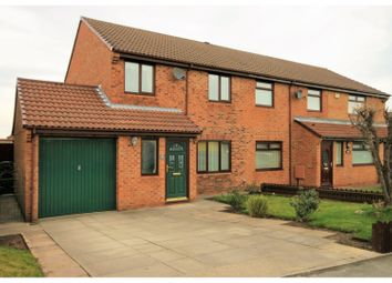 3 bed semi-detached house for sale in Bourne Court, Stanley DH9