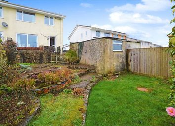 Thumbnail 3 bed semi-detached house to rent in Oaklands Park, Buckfastleigh, Devon