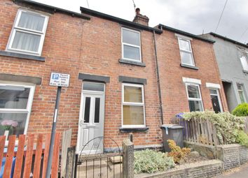 Thumbnail 2 bed terraced house for sale in Ashford Road, Sharrow Vale, Sheffield