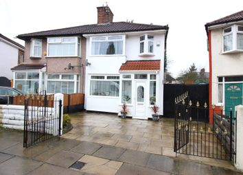 Thumbnail 3 bed property for sale in Hilary Road, Liverpool, Merseyside